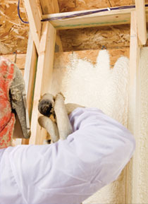 Burnaby Spray Foam Insulation Services and Benefits