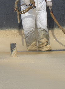 Burnaby Spray Foam Roofing Systems